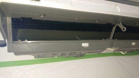 エアコン清掃&防カビコーティングを川崎市多摩区枡形にて行いました。【施工事例12】