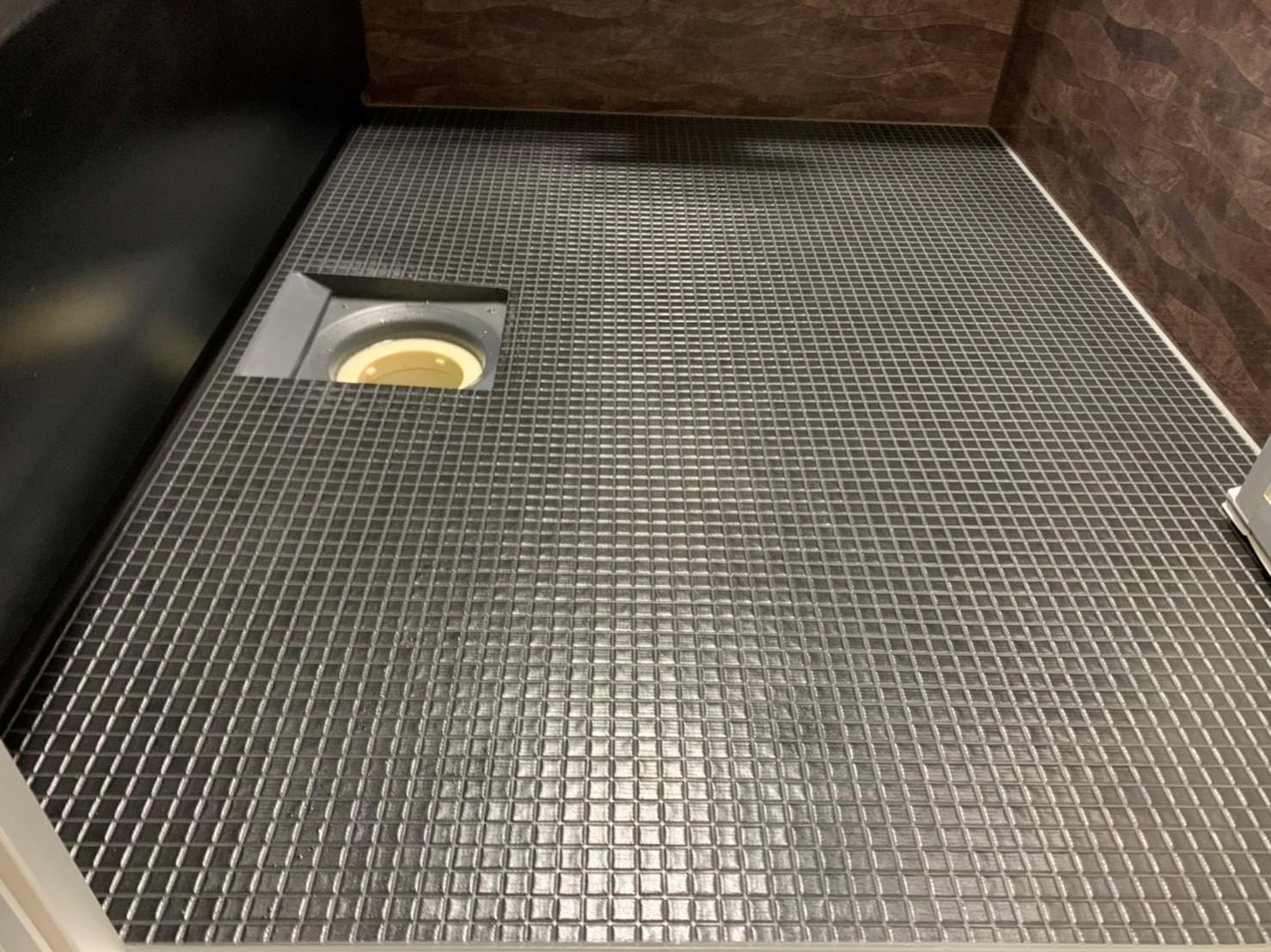 お風呂(浴室)の清掃&水回りコーティングを横浜市青葉区あざみ野にて行いました。【施工事例23】