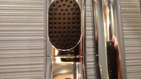 お風呂(浴室)の清掃&ガラスコーティングを東京都府中市幸町で行いました。【施工事例55】