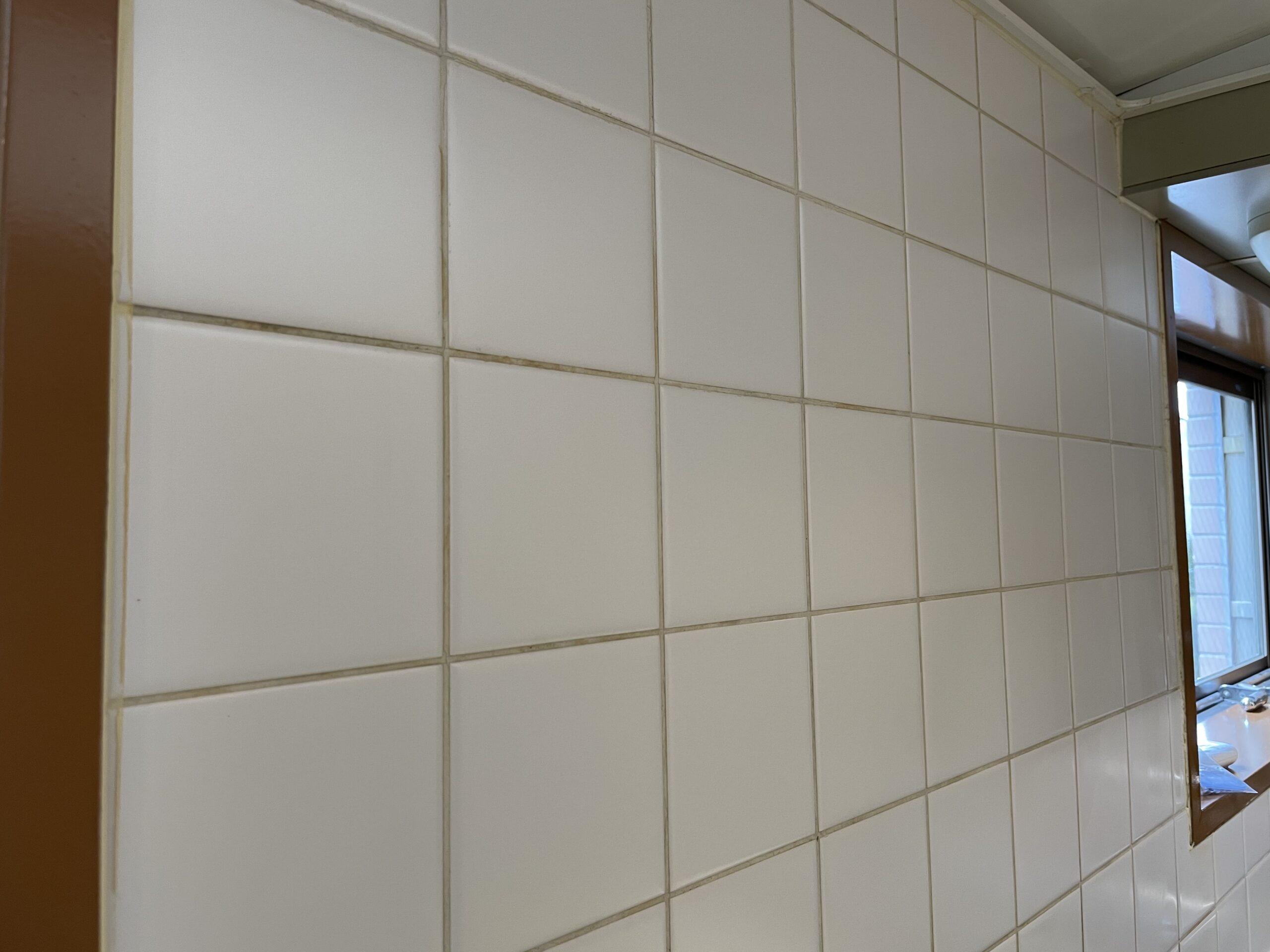 キッチンの清掃&ガラスコーティングを東京都稲城市で行いました。【施工事例61】